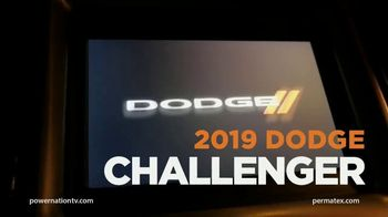 Permatex Power Nation Sweepstakes TV Spot, '2019 Dodge Challenger' - Thumbnail 4