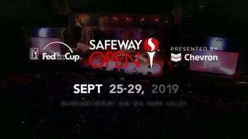 2019 Safeway Open TV Spot, 'The Best Fan Experience' - Thumbnail 10