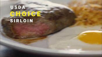 Denny's TV Spot, 'Steaks Aren't Just for Dinner: $10.99' - Thumbnail 6