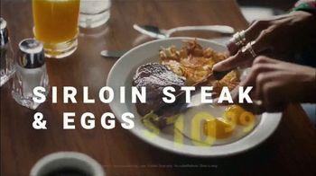 Denny's TV Spot, 'Steaks Aren't Just for Dinner: $10.99' - Thumbnail 8
