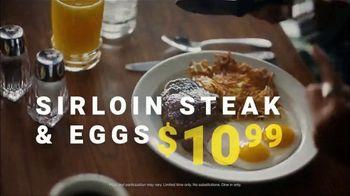 Denny's TV Spot, 'Steaks Aren't Just for Dinner: $10.99' - Thumbnail 9