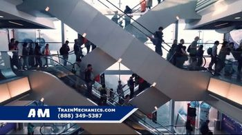 Aviation Institute of Maintenance TV Spot, 'Powering Our Modern Lifestyle'