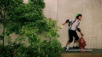 Youth Service America TV Spot, 'Volunteer' - Thumbnail 8