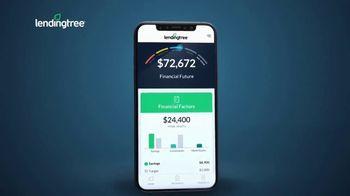 LendingTree App TV Spot, 'Financial Overview' - Thumbnail 6