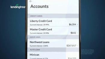 LendingTree App TV Spot, 'Financial Overview' - Thumbnail 7