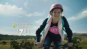 Walmart TV Spot, 'Back to School: Bike' Song by Fitz and the Tantrums - Thumbnail 4