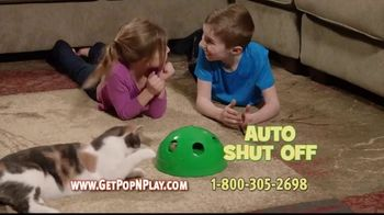 Pop N' Play TV Spot, 'Fun Peek-a-Boo Play' - Thumbnail 8