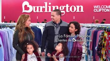 Burlington TV Spot, 'Haga de Burlington Stores tu única parada' [Spanish]