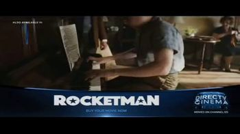 DIRECTV Cinema TV Spot, 'Rocketman' - Thumbnail 1