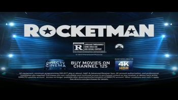 DIRECTV Cinema TV Spot, 'Rocketman' - Thumbnail 9