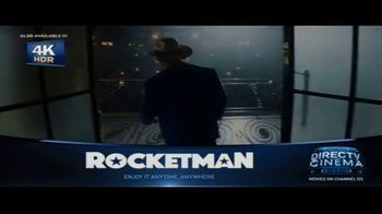 DIRECTV Cinema TV Spot, 'Rocketman' - Thumbnail 2
