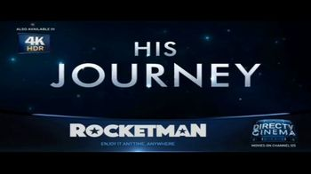 DIRECTV Cinema TV Spot, 'Rocketman' - Thumbnail 3
