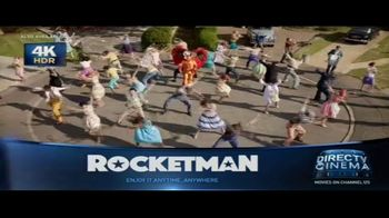 DIRECTV Cinema TV Spot, 'Rocketman' - Thumbnail 4