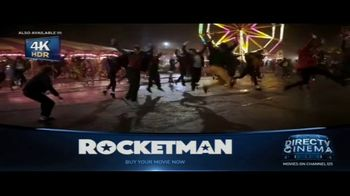 DIRECTV Cinema TV Spot, 'Rocketman' - Thumbnail 5