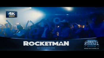 DIRECTV Cinema TV Spot, 'Rocketman' - Thumbnail 6