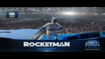 DIRECTV Cinema TV Spot, 'Rocketman'