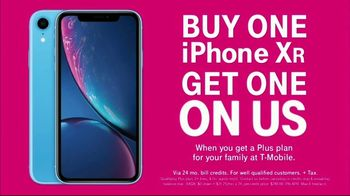T-Mobile TV Spot, 'Memoji iPhone XR BOGO' - Thumbnail 9