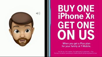 T-Mobile TV Spot, 'Memoji iPhone XR BOGO' - Thumbnail 5