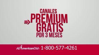 All American Dish TV Spot, 'Canales deportivos' [Spanish] - Thumbnail 9