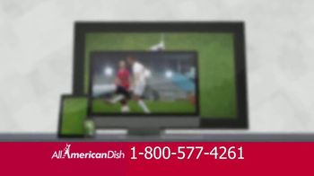All American Dish TV Spot, 'Canales deportivos' [Spanish] - Thumbnail 2