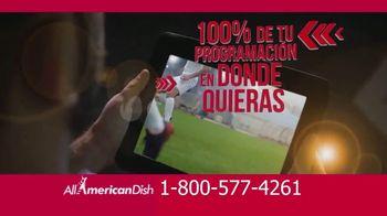All American Dish TV Spot, 'Canales deportivos' [Spanish] - Thumbnail 3