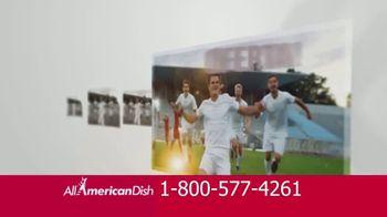 All American Dish TV Spot, 'Canales deportivos' [Spanish] - Thumbnail 4