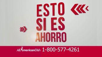 All American Dish TV Spot, 'Canales deportivos' [Spanish] - Thumbnail 5