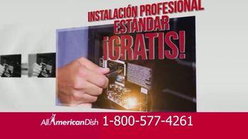 All American Dish TV Spot, 'Canales deportivos' [Spanish] - Thumbnail 6