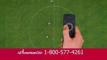 All American Dish TV Spot, 'Canales deportivos' [Spanish] - Thumbnail 8