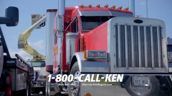 Kenneth S. Nugent: Attorneys at Law TV Spot, 'Truck Injuries' - Thumbnail 2