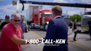 Kenneth S. Nugent: Attorneys at Law TV Spot, 'Truck Injuries' - Thumbnail 6
