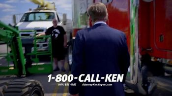 Kenneth S. Nugent: Attorneys at Law TV Spot, 'Truck Injuries' - Thumbnail 7