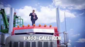 Kenneth S. Nugent: Attorneys at Law TV Spot, 'Truck Injuries' - Thumbnail 9
