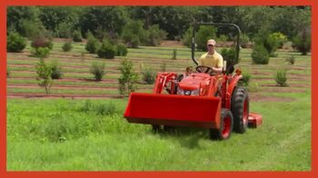 Kubota L2501DT TV Spot, 'Control Your Environment' - Thumbnail 2
