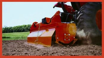 Kubota L2501DT TV Spot, 'Control Your Environment' - Thumbnail 4