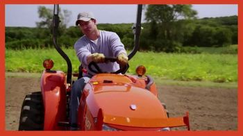 Kubota L2501DT TV Spot, 'Control Your Environment' - Thumbnail 5