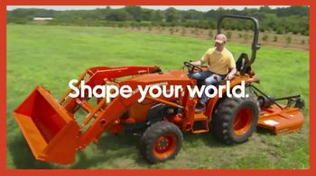 Kubota L2501DT TV Spot, 'Control Your Environment' - Thumbnail 7