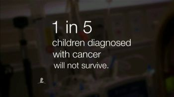 St. Jude Children's Research Hospital TV Spot, 'Childhood Bone Cancer' - Thumbnail 4
