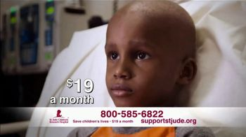 St. Jude Children's Research Hospital TV Spot, 'Childhood Bone Cancer' - Thumbnail 6