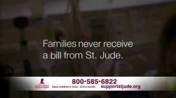 St. Jude Children's Research Hospital TV Spot, 'Childhood Bone Cancer' - Thumbnail 7