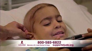St. Jude Children's Research Hospital TV Spot, 'Childhood Bone Cancer' - Thumbnail 8