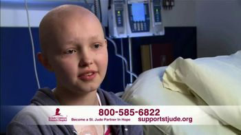 St. Jude Children's Research Hospital TV Spot, 'Childhood Bone Cancer' - Thumbnail 9