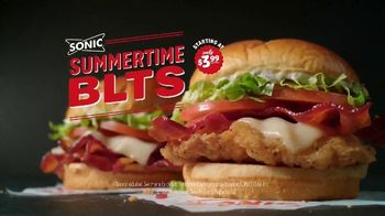 Sonic Drive-In Summertime BLTs TV Spot, 'Quiz' - Thumbnail 9