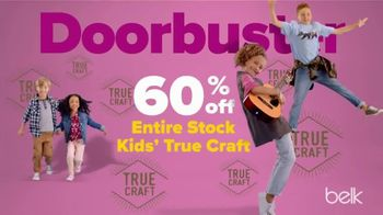 Belk Back to School Sale TV Spot, \'Gear Up\'