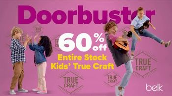 Belk Back to School Sale TV Spot, 'Gear Up' - Thumbnail 7