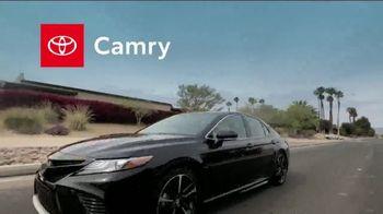 Toyota Summer Savings TV Spot, 'Camry: Enjoy the Ride' [T2] - Thumbnail 2