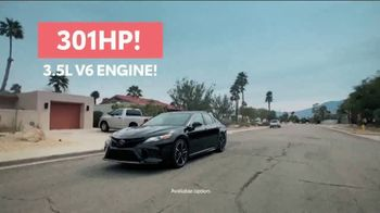 Toyota Summer Savings TV Spot, 'Camry: Enjoy the Ride' [T2] - Thumbnail 3