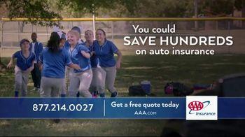AAA TV Spot, 'Softball Team' - Thumbnail 2