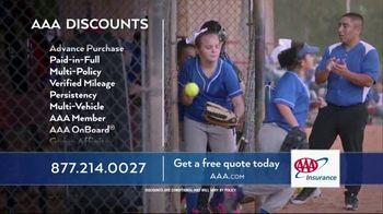 AAA TV Spot, 'Softball Team' - Thumbnail 4