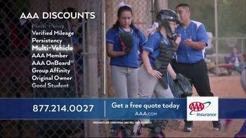 AAA TV Spot, 'Softball Team' - Thumbnail 5